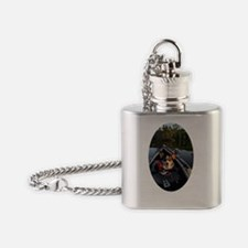 Welcome Aboard! Flask Necklace