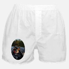 Welcome Aboard! Boxer Shorts