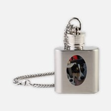 Leadership is Art Flask Necklace