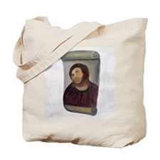 Jesus Fresco full Tote Bag