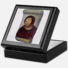 Jesus Fresco full Keepsake Box