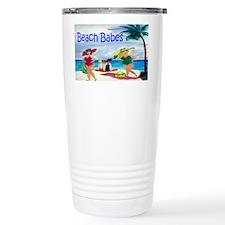 Beach Babes Travel Coffee Mug