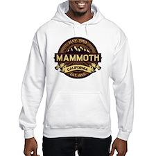Mammoth Sepia Hoodie