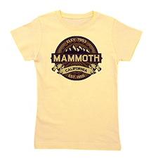Mammoth Sepia Girl's Tee