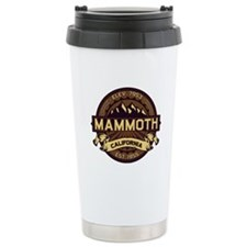 Mammoth Sepia Travel Mug