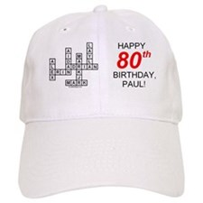 SPENCER SCRABBLE-STYLE Baseball Cap