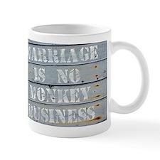 Marriage Monkey Business II Mug