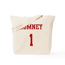 Romney-Jersey-Back Tote Bag