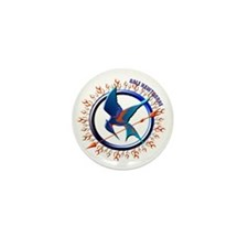 Gale Hawthorne Conflicting Passions Mini Button