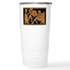 Achilles Slaying Hector Travel Mug