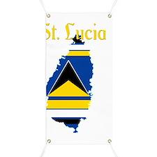 St. Lucia Banner
