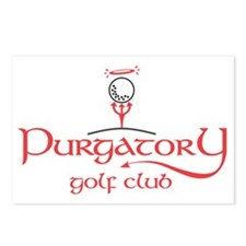 Purgatory Golf Club award Postcards (Package of 8)