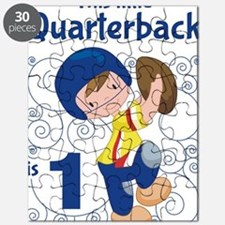This Little Quarterback is 1 Puzzle