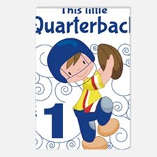 This Little Quarterback i Postcards (Package of 8)