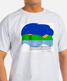 Huck Finn by Nancy Vala T-Shirt