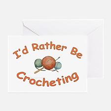 Crochet Greeting Cards (Pk of 10)