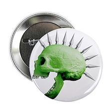 "spike skull 2.25"" Button"