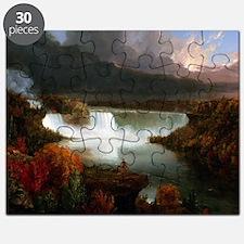 Thomas Cole Niagara Falls Puzzle