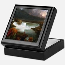Thomas Cole Niagara Falls Keepsake Box