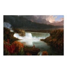 Thomas Cole Niagara Falls Postcards (Package of 8)