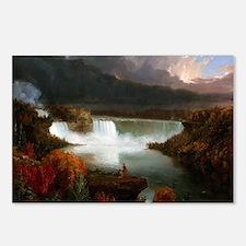 Thomas Cole Niagara Falls Postcards (Package of 8)