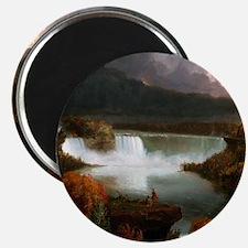 Thomas Cole Niagara Falls Magnet