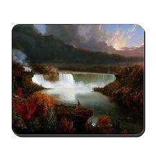 Thomas Cole Niagara Falls Mousepad