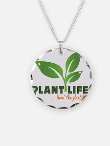 Plant Life Necklace