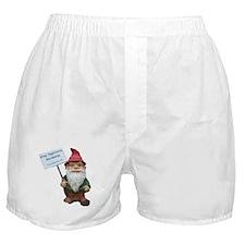 Protest Gnome Boxer Shorts