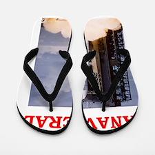 cape canaveral Flip Flops