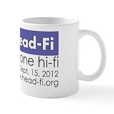 Head-Fi London 2012 Mug