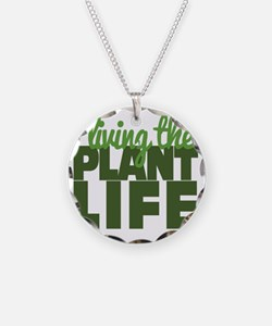 Living The Plant Life Necklace