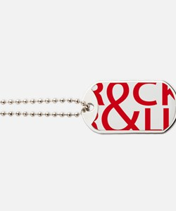 rock and roll Dog Tags