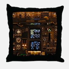 INSipad3folio Throw Pillow