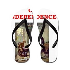 declaration of independence Flip Flops