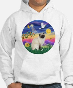 Twilight - Birman cat Hoodie