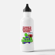 Hire a Wino Karaoke! Water Bottle
