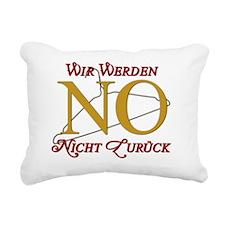 German Rectangular Canvas Pillow