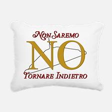 Italian Rectangular Canvas Pillow
