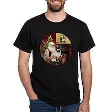 Santas Birman Cat T-Shirt