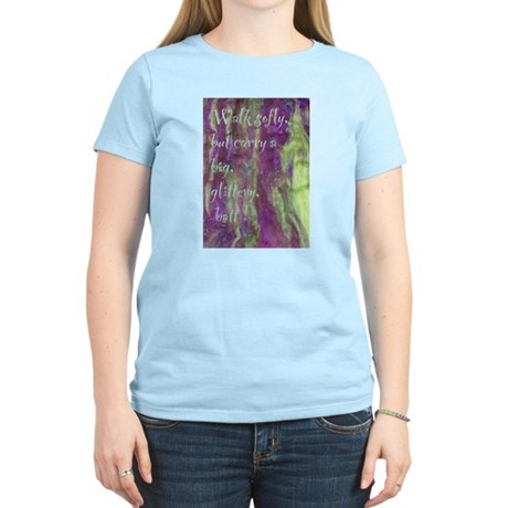 Big Batt T's Women's Light T-Shirt