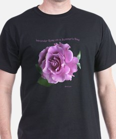 Lavender Rose Trinket Box T-Shirt