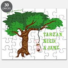 Tarzan need Jane Puzzle