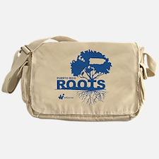 Puerto Rico Roots Messenger Bag
