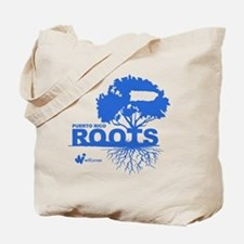 Puerto Rico Roots Tote Bag