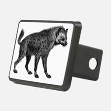 Vintage Hyena Hitch Cover