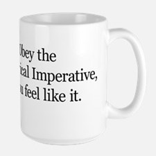 Conditionalized C.I. Large Mug