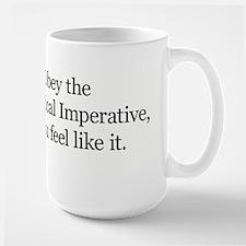 Conditionalized C.I. Mug