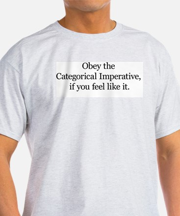 Conditionalized C.I. T-Shirt