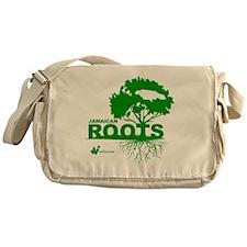 Jamaican Roots Messenger Bag